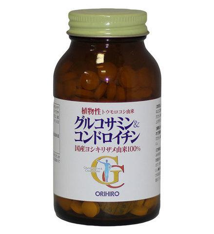 Глюкозамин+Хондроитин