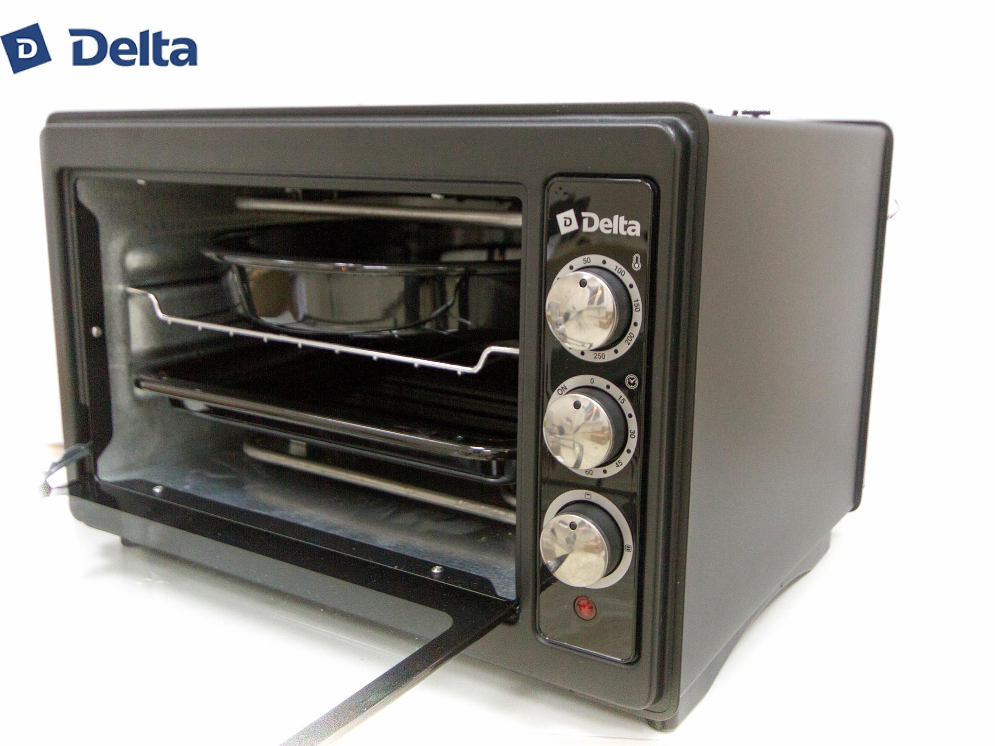 Духовка электрическая 37л DELTA D-023