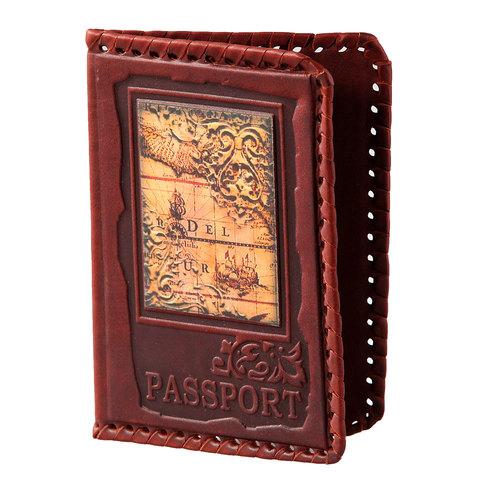 Обложка для паспорта «Престиж»