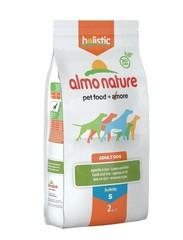 Корм для взрослых собак малых пород, Almo Nature Small&Lamb, с ягненком