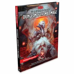 Dungeon of the Mad Mage RPG Book