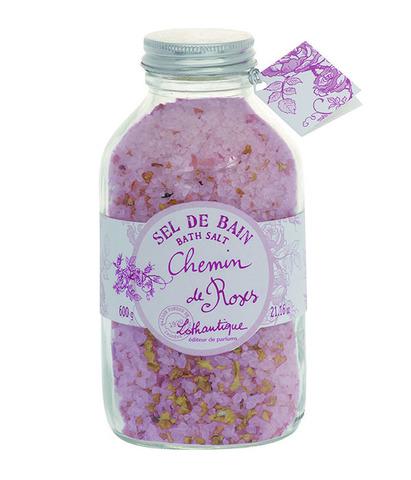 Соль для ванны Розовый сад, Lothantique