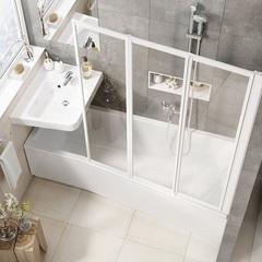 Ванна асимметричная 170х75 см левая Ravak Be Happy II L C941000000 фото