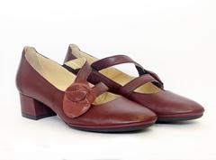 Lady Comfort туфли с перепонками