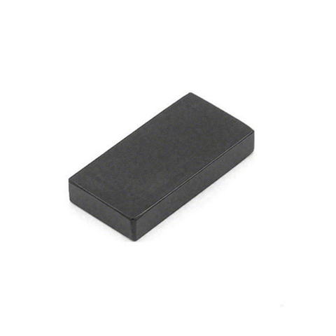Магнит 15х3х2 мм, N50, эпоксидка, неодимовый блок