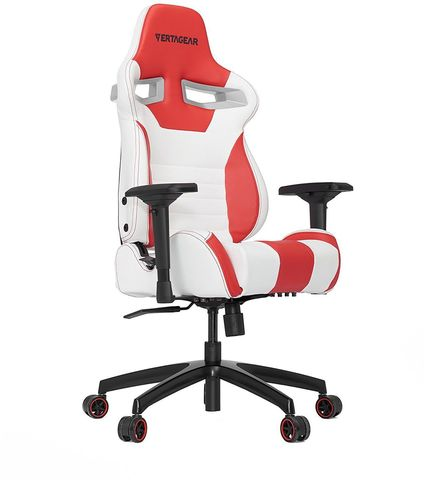 КОМПЬЮТЕРНОЕ КРЕСЛО Vertagear Racing Series S-Line SL4000 White/Red