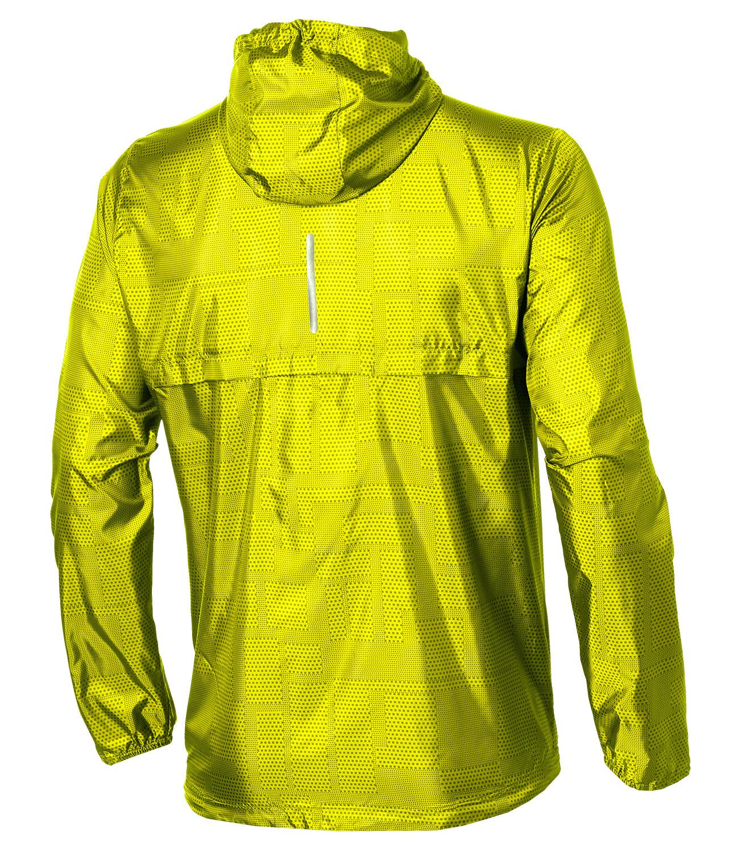 Мужская ветровка для бега Asics Fuzex Packable Jacket 129931 1047 фото