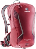 Велорюкзак с сеткой Deuter Race Exp Air 14+3 Cranberry-Maron