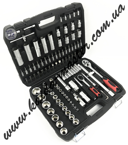 Профессиональный набор инструментов 108 предметов