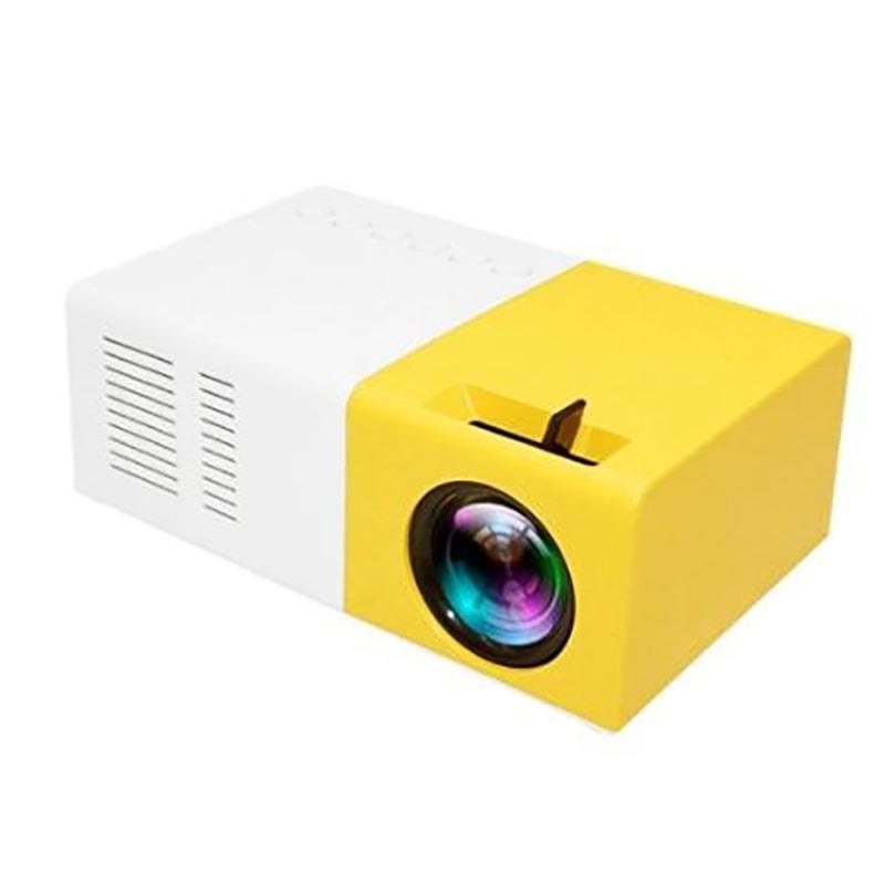 Гаджеты Мини проектор LED Projector YG 300 YG__300-3.jpg
