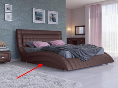 Кровать Орматек Атлантико с подъёмным механизмом