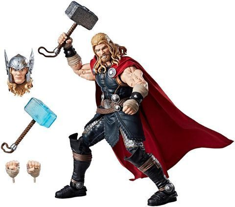 Фигурка Тор (Thor) 30 см - Marvel Legends, Hasbro