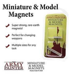 Tool: Miniature and Model Magnets / Магниты