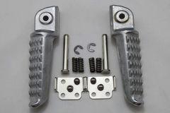 Подножки задние для мотоциклов Kawasaki ZX-6R, ZX-10R, Z800, Z750, Z1000, KLE650, ER-6n/f