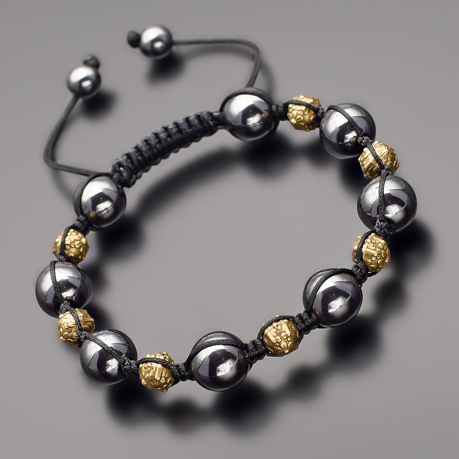 Шамбала браслеты из натуральных камней дёшево