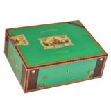 Хьюмидор Elie Bleu ALBA 110 cigars Green Pistachio Sycamore
