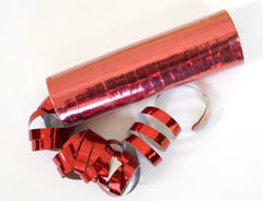 Y Серпантин фольгированный 2ст/36 колец Красный