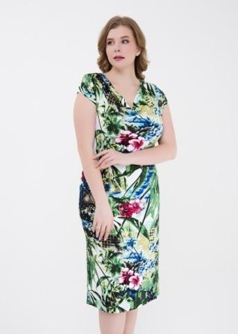 4608 Платье-сарафан (Вискоза)
