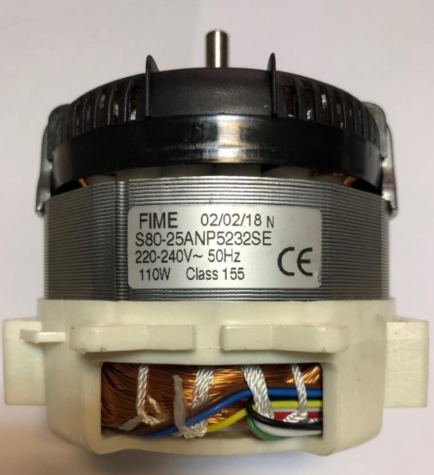Запчасти для кухонной вытяжки: Мотор для вытяжки Elica Glide S255232 (левый)