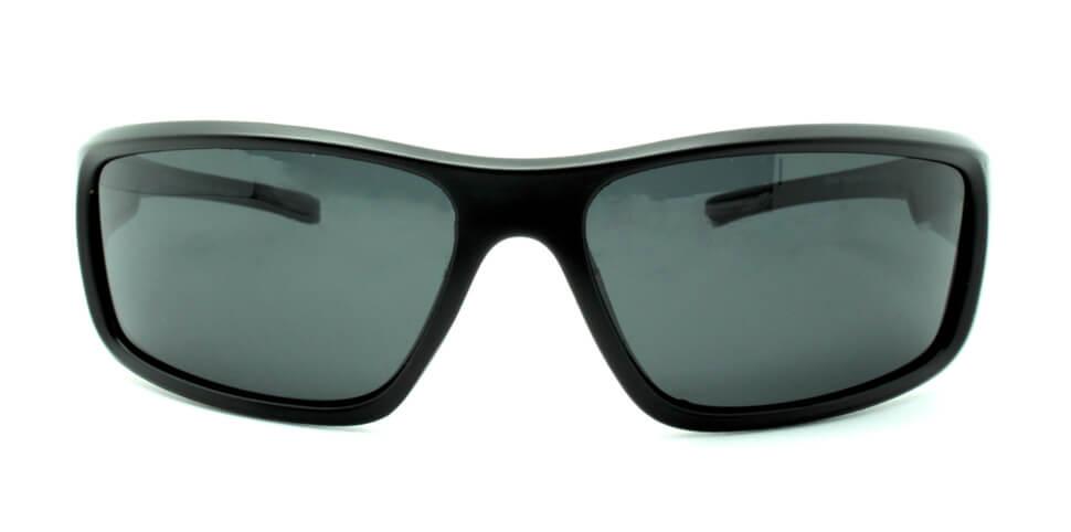 Очки поляризационные для рыбаков туристов водителей DARIO DZP320025-C2 серые 11%