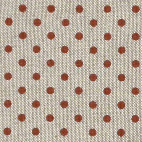 Портьерная хлопковая ткань в современном стиле Браун коричневый