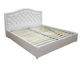 кровать Венеция-Люкс  (царги Эконом), ортопедическое основание с подъемный механизмом, ящик для белья