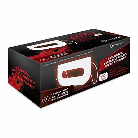 Комплект одноразовых накладок для лица для шлемов VR ( 100 шт. )