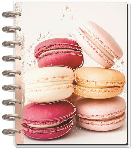 Книга для записи кулинарных рецептов Classic Happy Planner® - Bon Appetit (Recipe Organizer)- 19,3 х 24,3см.