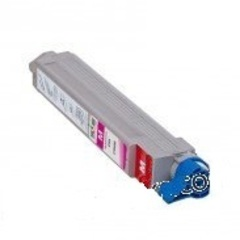 Тонер картрижд для Oki C9600 Magenta 42918902