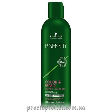 Schwarzkopf Essensity Color & Repair Shampoo - Восстанавливающий шампунь