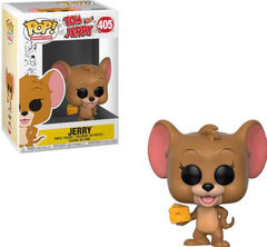 Funko Pop Animation: Hanna Barbera - Jerry Collectible Figure, Multicolor