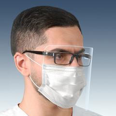 Защитный экран маска для очков Kristi Special (5 щитков в комплекте)
