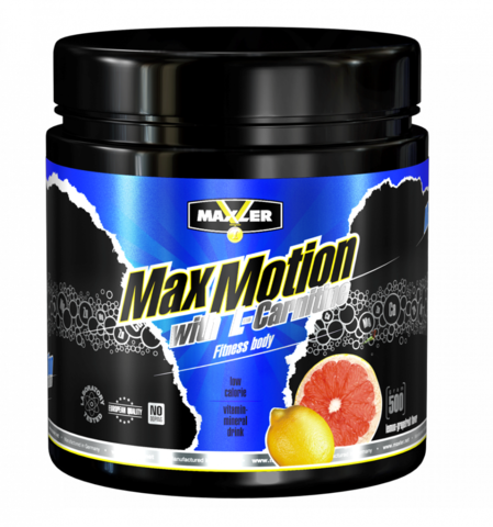 Max Motion with L-Carnitine 500 gr.