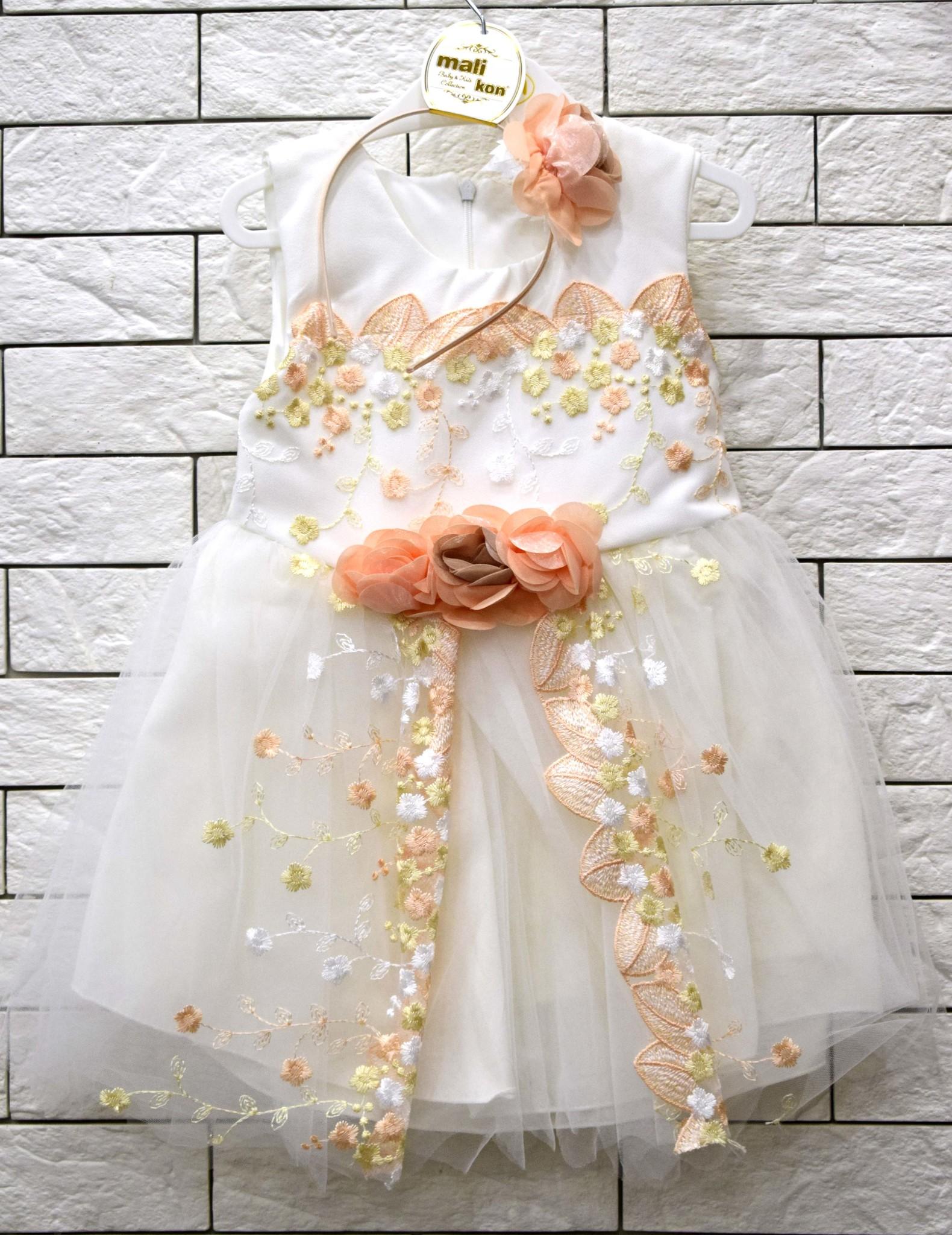 2089 платье Цветущий сад