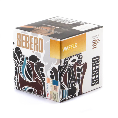 Табак Sebero Waffles (Вафли) 100 г