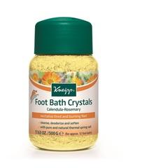 Солевые ванны для ног с Календулой и Маслом апельсина. Серия