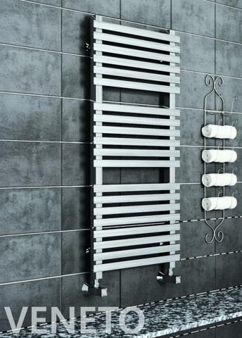 Veneto E -  электрический дизайн полотенцесушитель