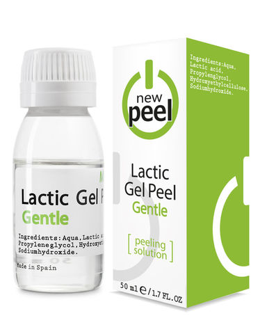 Молочный пилинг / NEW PEEL Lactic Gel-Peel, 50 ml