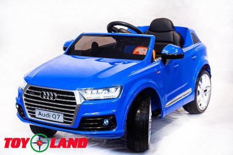 Электромобиль Toyland Audi Q7 на р/у