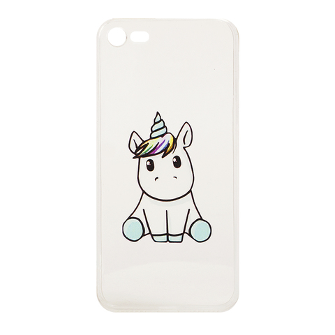 Чехол для IPhone 7/8 Mint Unicorn