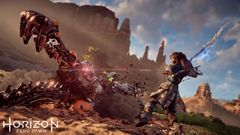 PS4 Horizon Zero Dawn. Complete Edition (русская версия)