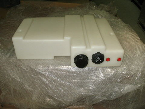 Бак Топливный Lister CAS / TANK FUEL PLASTIC - 400 / LISTER G-SERIES АРТ: 598-534