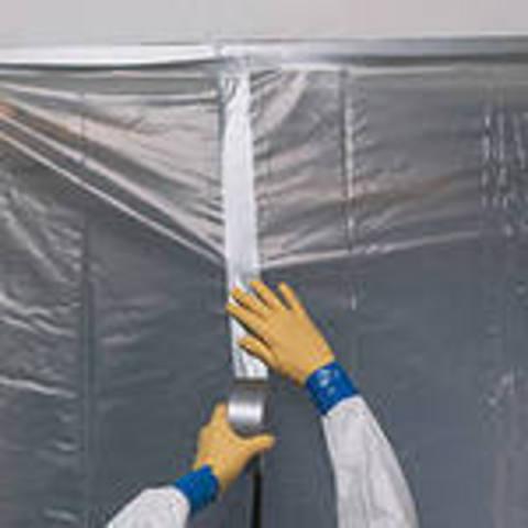 3М 3939 Герметизирующая армированная клейкая лента на тканевой основе (48мм * 55м)