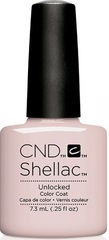UV Гелевое покрытие CND Shellac Unlocked, 7,3 мл