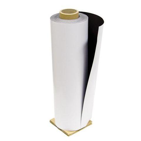 Магнитный винил с клеевым слоем. Рулон 30,5х0,62м. Толщина 0,4 мм (90017761)