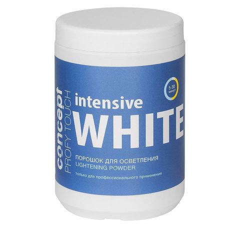 Порошок Концепт белый интенсивный для осветления волос 500гр