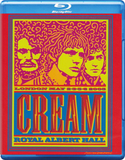 Cream ‎/ Royal Albert Hall - London May 2-3-5-6 2005 (Blu-ray)