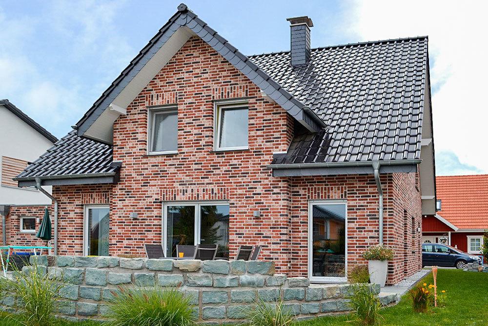 Roben - Dykbrand, flamisch-bunt, фламандский пёстрый, NF14, 240x14x71 - Клинкерная плитка для фасада и внутренней отделки