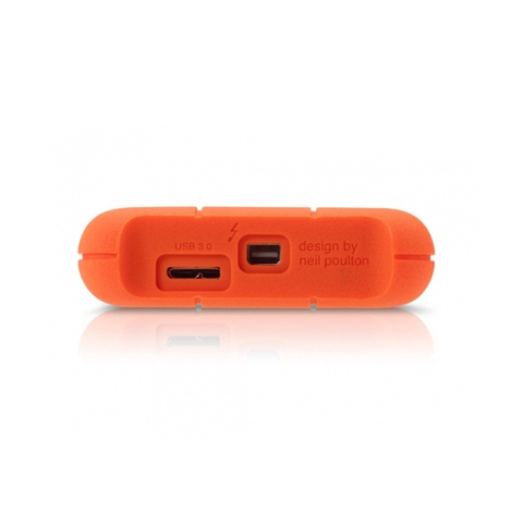Внешний жесткий диск - LaCie Rugged USB 3.0 Thunderbolt Series 2TB External Hard Drive