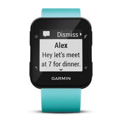 Спортивные смарт часы Garmin Forerunner 35 (голубые) 010-01689-12
